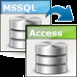 Viobo MSSQL to Access Data Migrator Bus.