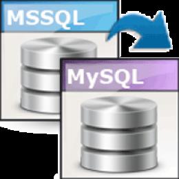 Viobo MSSQL to MySQL Data Migrator Bus.