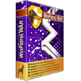 WinPatrol WAR (formerly WinAntiRansom) Single PC license Annual Renewal - Electronic Delivery