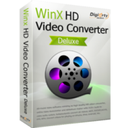15% Off WinX HD Video Converter Deluxe [Full License] Promo Code