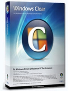 Windows Clear: 1 Lifetime License