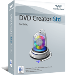Wondershare DVD Creator Std for Mac