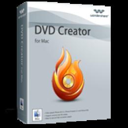 Wondershare DVD Creator für Mac
