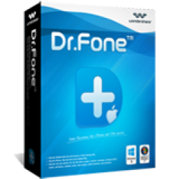 Wondershare Dr.Fone for iOS Suite (Mac)