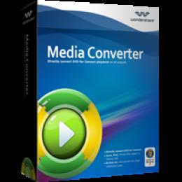 Wondershare Media Converter for Windows