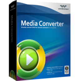 Wondershare Media Converter para Windows