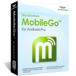 Wondershare MobileGo for Android for Windows