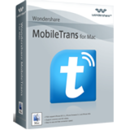 Wondershare MobileTrans for Mac One Year License