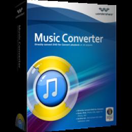 Wondershare Music Converter for Windows