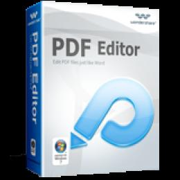 Wondershare PDF Editor