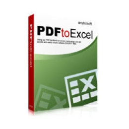 Wondershare PDF to Excel Converter for Windows