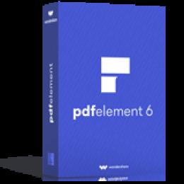 Wondershare PDFelement 6 for Mac