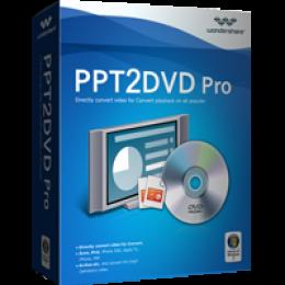 Wondershare PPT2DVD Pro for Windows