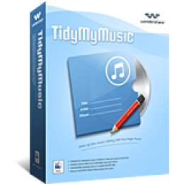 Wonder TidyMyMusic für Mac
