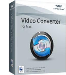 Wondershare Video Converter Pro for Mac