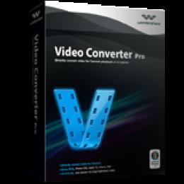 Wondershare Video Converter Pro for Windows