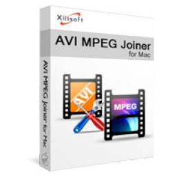 Xilisoft AVI MPEG Joiner 2 for Mac
