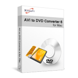 Xilisoft AVI to DVD Converter for Mac