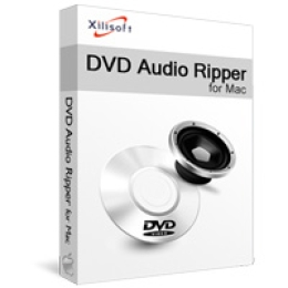 Xilisoft DVD Audio Ripper 6 for Mac