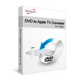 Xilisoft DVD to Apple TV Converter 6 for Mac