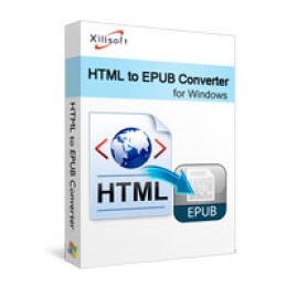 Xilisoft HTML a EPUB Convertidor