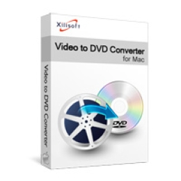 Xilisoft Video to DVD Converter für Mac