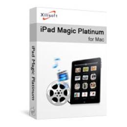 Xilisoft iPad Magic Platinum for Mac