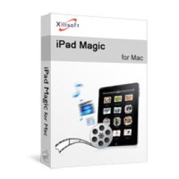 Xilisoft iPad Magic for Mac
