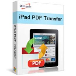 Xilisoft iPad PDF Übertragung