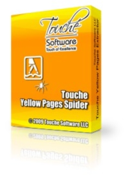 Yellow Pages Spider