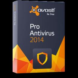 avast! Pro Antivirus Version 2014