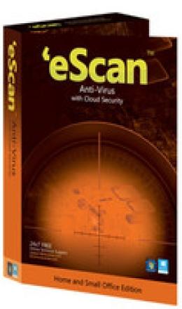 Antivirus de eScan con Cloud