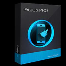 iFreeUp Pro (1 year subscription / 5 PCs)