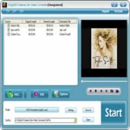 iOrgSoft Creative Zen Video Converter