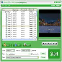 iOrgSoft DVD to MOV Converter