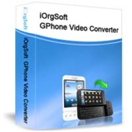 iOrgSoft GPhone Video Converter