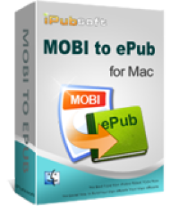 iPubsoft MOBI to ePub Converter for Mac