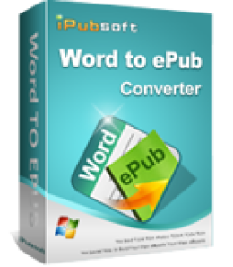iPubsoft Word to ePub Converter