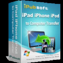 iPubsoft iPad iPhone iPod to Computer Transfer