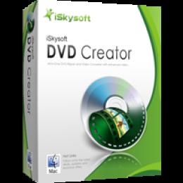 iSkysoft DVD Creator für Mac