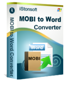 iStonsoft MOBI to Word Converter
