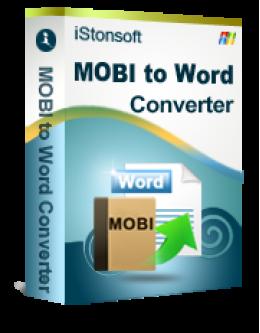 iStonsoft MOBI to Word Converter