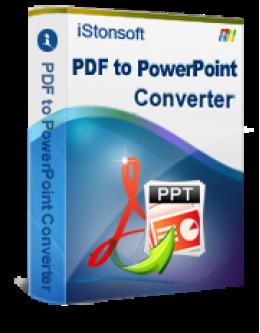 iStonsoft PDF to PowerPoint Converter