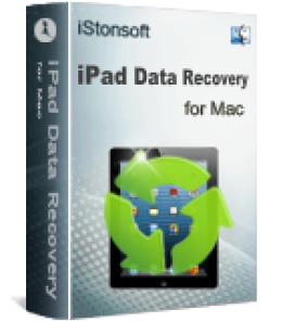 iStonsoft iPad Data Recovery for Mac