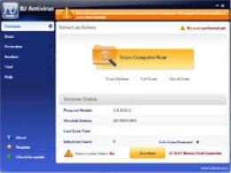 iu Antivirus - (1-Year & 1-Computer)