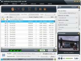 mediAvatar Convertisseur DVD vers 3GP