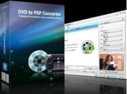 mediAvatar DVD to PSP Converter