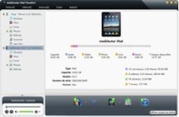 mediAvatar iPad Transfert