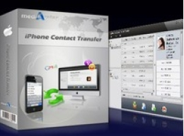 mediAvatar iPhone Contact Transfer for Mac