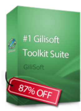 #1 Gilisoft Toolkit Suite